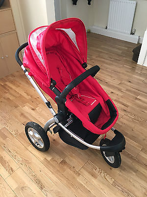 Red Bugaboo Frog Amp Accessories 163 132 00 Picclick Uk