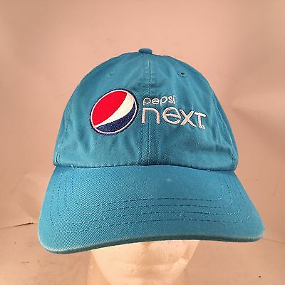 Pepsi Next Embroidered Adjustable Strapback Hat Cap