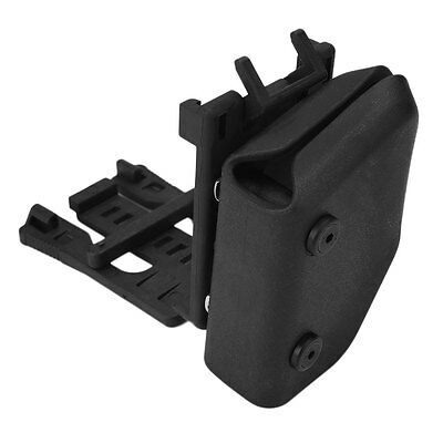 Outdoor Multi-Angle Speed Belt Pistol Magazine Pouch Holster Athletes IPSC