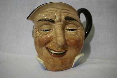 Mint, Large Royal Doulton Toby Jug A Mark, Farmer John, England, Vintage (10)