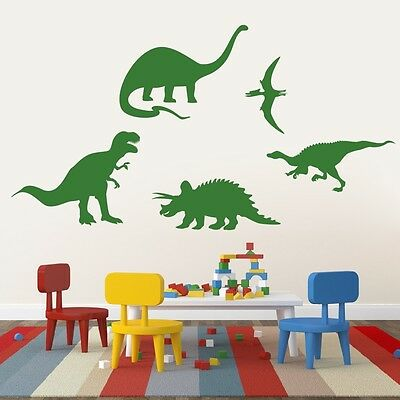 Dinosaurs Wall Decals Wall Stickers