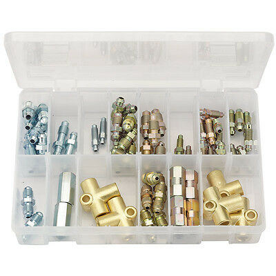 Kit TRAPPOLE Y CONNESSIONI FRENO PROFESSIONALE 67 piece Brake Tubo Connector: