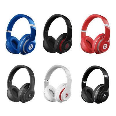 Beats by Dr. Dre Studio 2 2.0 WIRELESS Bluetooth Headphones Noise Cancellation