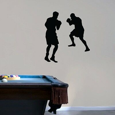 Boxers Wall Decals Wall Stickers