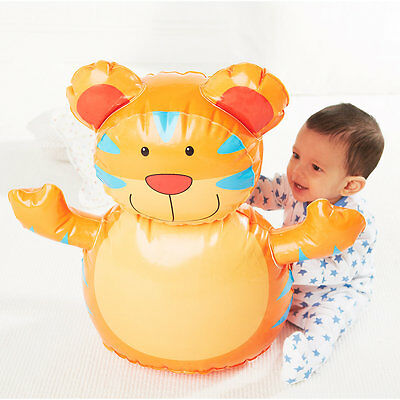 New ELC Boys and Girls Bounce Back Tiger Toy From 6 months