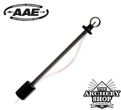 "New Archery AAE GOLD Aiming Aperture Sight Pin for Recurve (019"" aiming dot)"