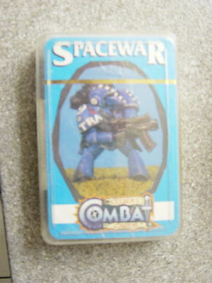 "Warhammer/Citadel Fantasy Playing Cards/Game -noch ovp.""SpaceWar"""