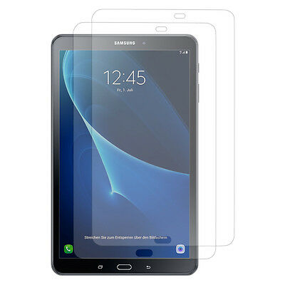 "Lot/ Pack Film Protecteurs Protection Samsung Galaxy Tab A6 10.1"" SM-T580NZWAXEF"