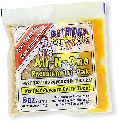 Great Northern Popcorn 6-Ounce Portion Packs (Pack of 24)