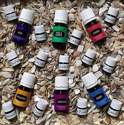 Young Living Essential Oils Samples 1 & 2 ml BLENDS (Thieves) Full Line In Stock