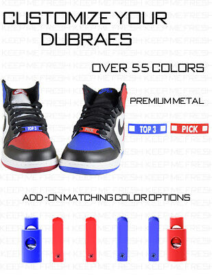 Personalize Your Dubraes Lace Locks Metal Customize Dubrae Tag Lock Nike Adidas