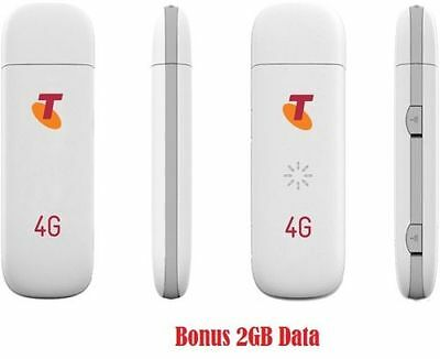 Brand New ZTE MF823 4G Modem USB Unlocked with 2GB Data sim/30 Days Expiry