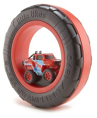 Little Tikes Tire Racers Monster Truck Toy