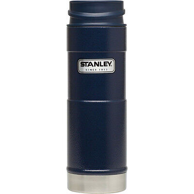 Stanley Hot Cold Coffee Thermos Vacuum One Hand Mug Bottle Stainless Steel 16OZ