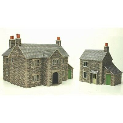 New Metcalfe Manor Farm House PO250 Suit Hornby