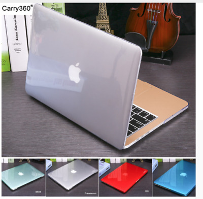 Crystal Matte Full Front + Back Case Apple Macbook Air Pro Retina 11 12 13 15
