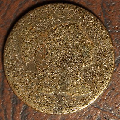 1795 Capped Liberty Large Cent, S-76b