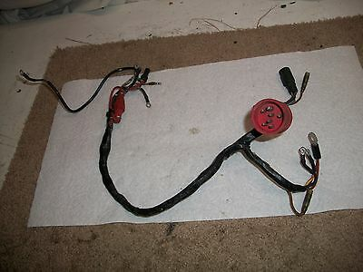 evinrude johnson hp fd outboard motor engine wiring 1989 johnson evinrude 40hp outboard motor engine wiring harness