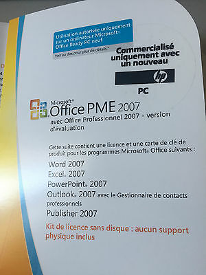 office pme 2007