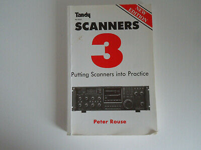 Tandy Scanners Book Only.................radio_Trader_Ireland.