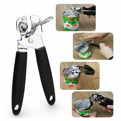 Strong Heavy Can Opener Stainless Steel Opener Kitchen Home Restaurant