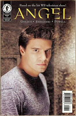 Angel #8 - VF - Photo Cover