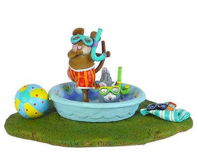 POOL PALS by Wee Forest Folk, M-486x, Mouse Expo 2015 Event Piece