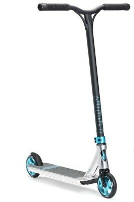 Envy Prodigy S5 Scooter 2017 | Polished/teal | +  Free Stand & Poster!
