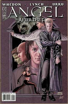 Angel: After The Fall #6 - NM- - Sharp Cover
