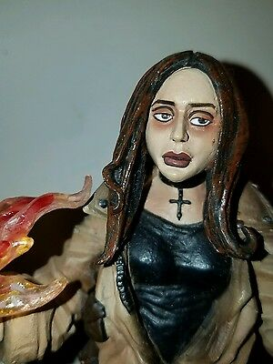 Hellboy's  Liz Sherman Action Figure