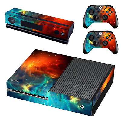 Ta Wrap Body Sticker Skin Decal for Microsoft Xbox One Console&Controllers #0523