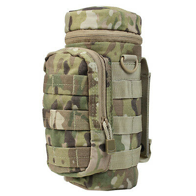 Condor Ma40 H2O Hydration Pouch Molle Water Bottle Pouch Cordura Multicam