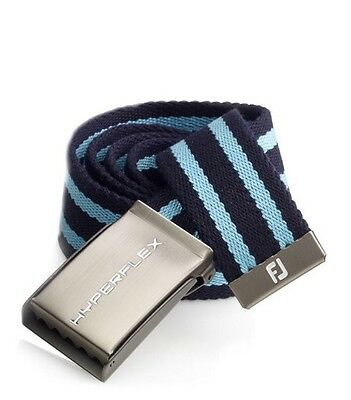' FootJoy Hyperflex Promotional Belt Golf Xmas Gift! Blue