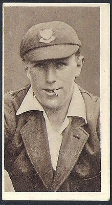 Hill-Famous Cricket Ers (Inc. South African Team)-#30- Sussex - Cook