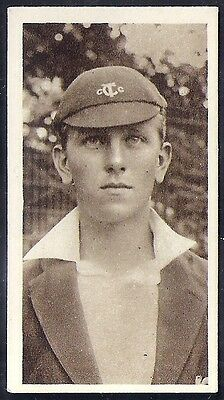 Hill-Famous Cricket Ers (Inc. South African Team)-#35- Yorkshire - Leyland
