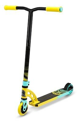 Madd Gear Mgp 2016 Vx6 Pro Complete Scooter | Yellow/teal | Free Delivery