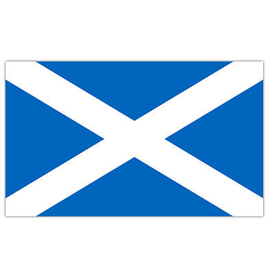 3ft x 5ft Large Quality Scotland Flag Scottish St Andrews Cross