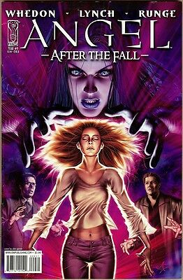Angel: After The Fall #9 - FN/VF - Garner Cover