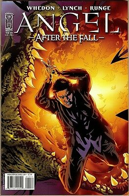 Angel: After The Fall #11 - VF+ - Mooney Cover