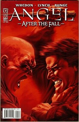 Angel: After The Fall #11 - VF - Garner Cover