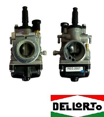 Carburatore Dell'orto Phbg 21 As Minarelli Am3 Am4 Am5 Am6 - 02557