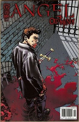 Angel: Old Friends #1 - VF+ - Howard Cover