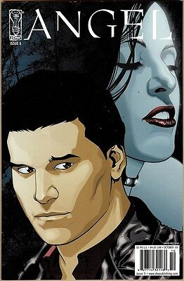 Angel: The Curse #5 - VF - Messina Cover