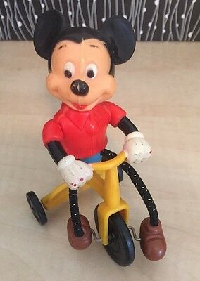 Mickey Mouse on Tricycle
