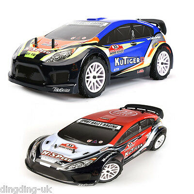 Radio Remote Cotontrol Racing Car Buggy  HSP 4WD Rally  1/10 Kutiger Fast !!!