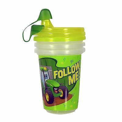 The First Years John Deere Take and Toss 10-Ounce Sippy Cup