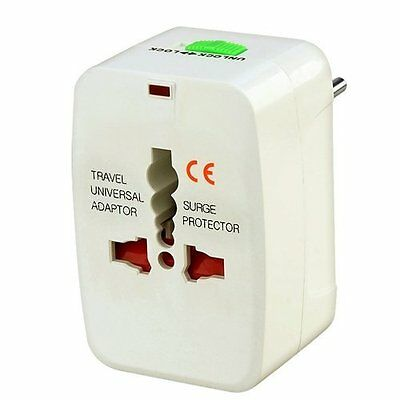 niceEshop(TM) Universal Portable World Wide Travel Power Charger Adapter Plug Co