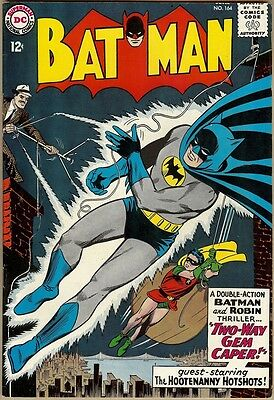 Batman #164 - VF-