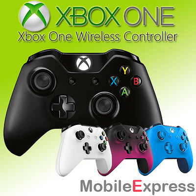 GENUINE Xbox One Wireless Controller - Standard and Special Edition Gen 2