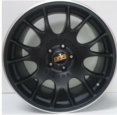 """18"""" New Bbs Ch Style Alloy Wheels For Vw, Audi"""